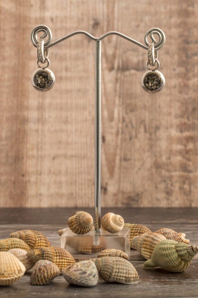memorial earrings