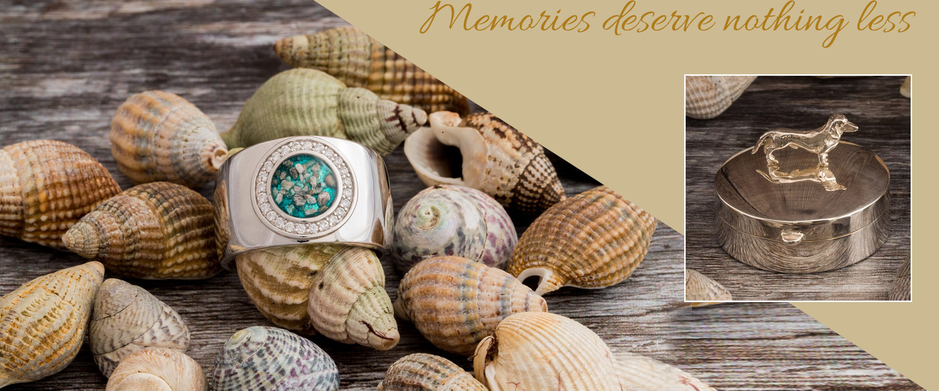 memorial jewellery